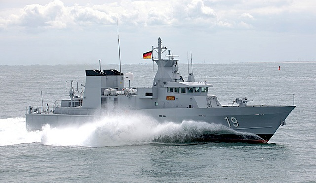 According to German weekly news magazine Der Spiegel, the German government is negotiating with the Kingdom of Saudi Arabia the delivery of more than 100 patrol boats for the Ministry of Interior. The conctract is estimated at 1.4 billion euros.