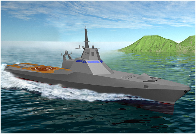 First Project 22160 Patrol Ship for Russian Navy to be Launched 3 Months Late