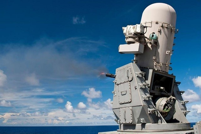 Raytheon Company has been awarded a $287.9 million contract modification for MK 15 Close-In Weapon System (CIWS) upgrades and conversions, system overhauls, and associated hardware. This contract combines purchases for the US Navy (36.75 percent) and for the governments of Turkey (44.09 percent) and Australia (19.16 percent), under the Foreign Military Sales (FMS) program.