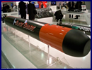 "On January 28th the new Black Shark Advanced (BSA), produced by WASS was launched for the first time ever from the submarine SCIRE'. The torpedo launched in ""Push Out"" mode (water ram expulsion system, which ejects the torpedo by means high water-pressure), was equipped in a totally innovative way, thanks to the new Lithium-Polymer Battery."