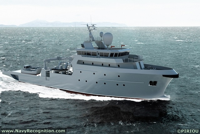 PIRIOU and DCNS have together won the contract for the supply of three multi-mission ocean-going vessels, with an option for a fourth, and the associated maintenance services. This contract, awarded by French defence procurement agency DGA, with PIRIOU as lead contractor, is part of the B2M multi-mission ship programme. It covers the design and construction of three multi-purpose ocean-going ships, 65 metres long and displacing around 1500 tons, to be delivered in 2015 and 2016. The ships are intended for operation overseas.