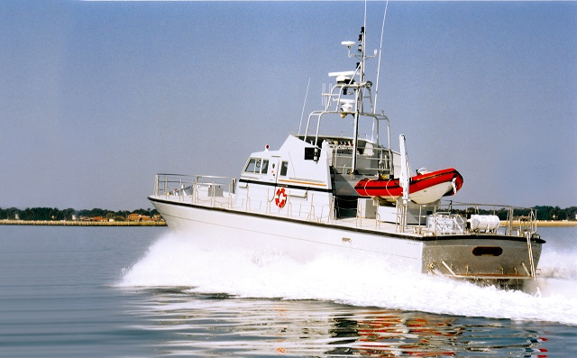 COUACH shipyard has just launched a 22 metres unit that will leave for Yemen delivery in July 2014. A second unit will be launched this month on April 28th. The PLASCOA 2200 FAST PATROL will be used by coastguards for surveillance missions 48H/48H at sea. Its principal qualities? Speed and resilience.