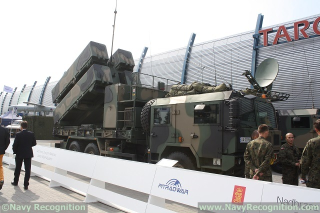 Kongsberg Defence & Aerospace (KONGSBERG) has signed a contract with the Polish Ministry of National Defence for an NSM (Naval Strike Missile) Coastal Defence System valued at NOK 1.3 Billion. The scope of delivery is a Squadron-size unit similar to the contract won with Poland in 2008.