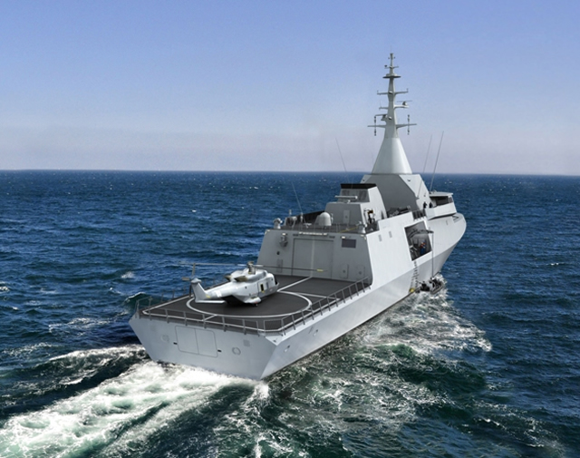On April 16 2015, DCNS started cutting metal for the very first GOWIND® 2500 corvette under construction in Lorient, in the presence of high representatives of the Egyptian Navy. This vessel is the first of a series of four units that will be delivered to Egypt before 2019.