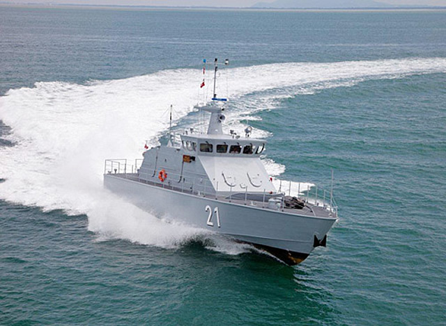 German shipbuilding company Lürssen has subcontracted French Shipyard Couach to built 79 15-meters interceptor vessels for the coast guard of the Kingdom of Saudi Arabia. The information was first revealed by our colleagues from Le Marin, a French weekly newspaper specialized in maritime news.
