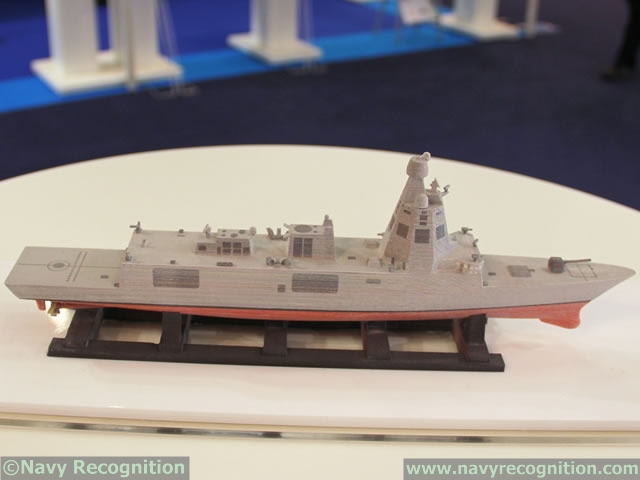 "The Spanish government has awarded the first contract for the F-110 project which officially launch the program of this new-generation of frigates. According to the government press release: ""The Cabinet has approved the contract for the development and integration of F-110 sensors mast, for a maximum amount of 135,314,364 Euros."""
