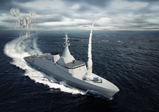 According to Mexican media, the Ministry of Treasury and Public Finance of Mexico announced an official request by the Mexican Ministry of the Navy: Allocation of about US $ 355.7 million to start construction of a new type of Frigate for the Mexican Navy in a national shipyard.