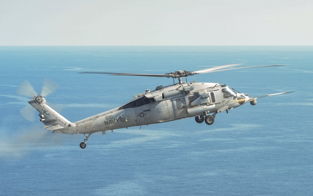 "The ""Dusty Dogs"" of Helicopter Sea Combat Squadron (HSC) 7 became the first helicopter squadron in the Northeast to fire an HSC Advanced Precision Kill Weapon System II (APKWS II) from an MH-60S Seahawk helicopter during a live-fire exercise Aug. 17."