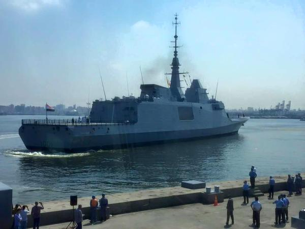 On 31 July 2015 the FREMM Tahya Misr of the Egyptian navy reached her homeport in Alexandria. The Frigate left the French naval base of Brest on July 22nd. On 23 June of this year, the FREMM Tahya Misr was transferred from DCNS to the Egyptian navy during a ceremony attended by the Egyptian and French Defence Ministers.