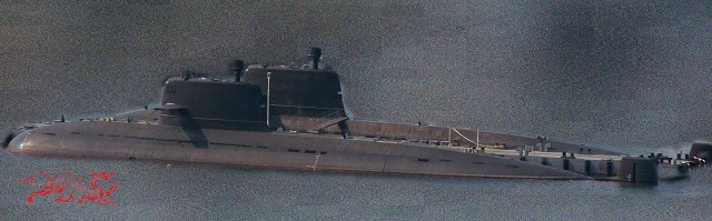 Chinese posters have published pictures showing People's Liberation Army Navy (PLAN or Chinese Navy) newly modified Type 039B diesel electric submarine (SSK), sometimes reffered as Type 039C, continuing sea trials. So far, three so called Type 039C have been spotted.