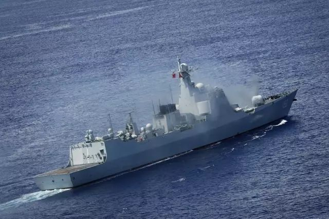 Photo report: 24 Hours Aboard a PLAN (Chinese Navy) Type 052C Luyang II class Destroyer