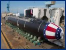 The Virginia-class nuclear powered attack submarine John Warner (SSN 785) will be commissioned at US Navy's Naval Station Norfolk on August 1st, local medias announced today July 29th. The 12th Virginia-class attack submarine in the fleet is named after John Warner, a five-term Republican senator from Virginia who also served as the 61st Secretary of the Navy from 1972 to 1974. His wife Jeanne is the ship's sponsor.