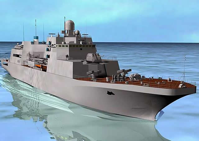 "According to Moscow-based online newspaper Lenta, the Russian Navy is about to reduce the procurement of project 11711 Ivan Gren class large amphibious assault ship under the state program. The Russian Navy was originally planning to procure six vessels in this class but procurement will actually stop after the Peter Morgunov (Pyotr Morgunov), the second unit which keel has just been laid. Russia will instead focus on the ""Avalanche"" project, a Russian analog to the Mistral class."