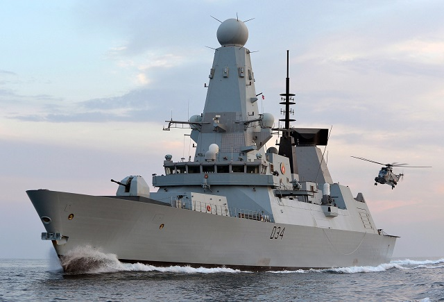 The crew of HMS Diamond have been reunited with their ship after spending months ashore while it received a multi-million pound upgrade. The Portsmouth-based Type 45 destroyer has undergone extensive maintenance and improvements since it returned from operations last July.
