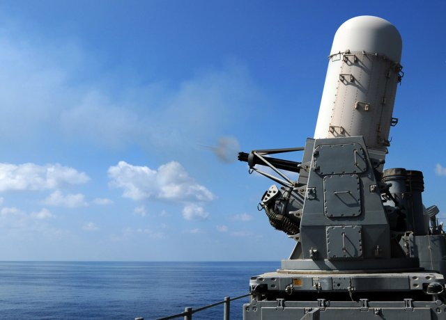 U.S. Approves Foreign Military Sale (FMS) of Phalanx CIWS to Turkey