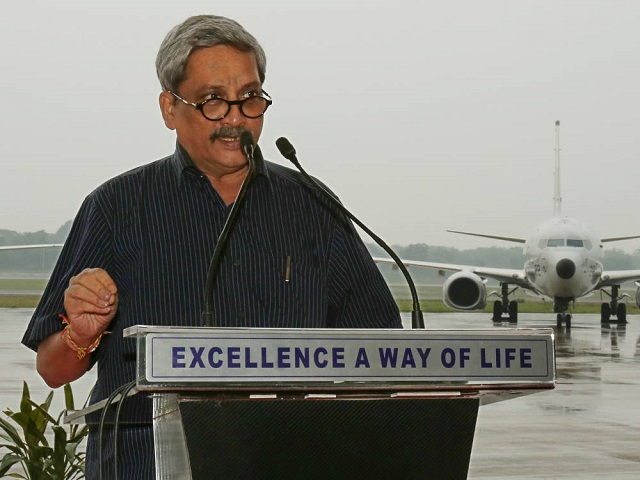 Giving a boost to the firepower and arsenal of the Indian Armed Forces, the Defence Minister Shri Manohar Parrikar dedicated the Boeing P 8 I (Poseidon Eight India) Long Range Maritime Patrol aircraft to the nation on 13 Nov 15, at an impressive ceremony held at INS Rajali, Arakkonam, India's premiere Naval Air Station in southern India, about 70 Km off Chennai.