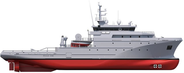 The French Defence Procurement Agency (DGA) has selected the joint bid from PIRIOU and DCNS (KERSHIP) for the supply of four Offshore Patrol Vessels for the French Navy (Marine Nationale) BSAH program (Bâtiments de Soutien et d'Assistance Hauturiers or offshore support and assistance vessels). The contract includes associated maintenance as well. KERSHIP, a joint venture created by the two naval partners, will act as prime contractor for this program...
