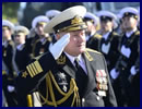 "Admiral Vladimir Korolyov, the commander of Russia's Northern Fleet since 2011, has been appointed as Russian Navy commander-in-chief, according to the information posted on the Russian Defense Ministry's website on Thursday. ""He [Korolyov] was appointed as Russian Navy commander-in-chief in April 2016,"" the ministry's website said."