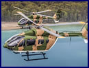 With today´s successful technical acceptance, Airbus Helicopters has handed over the first two of five lightweight military multi-role H145M helicopters to the Royal Thai Navy. This marks an important milestone in the H145M programme on its way to the final acceptance and entry into service in Thailand at the end of 2016. A delegation from the Royal Thai Navy and Airbus Helicopters Germany CEO Wolfgang Schoder participated in the ceremony at Airbus Helicopters´ Donauwörth site.