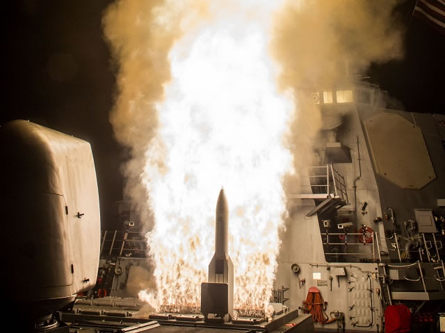 Raytheon SM-6 testing displays missile's range and versatility in US Navy Tests