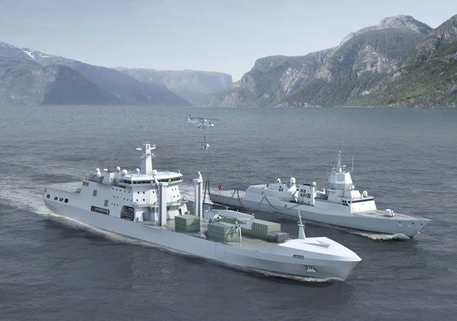 The Swedish group SAAB has selected Thales to secure satellite communications for the Royal Norwegian Navy. SAAB's Danish subsidiary will soon be integrating Thales's Modem 21 system on board the navy's new Logistic Support Vessel (LSV).