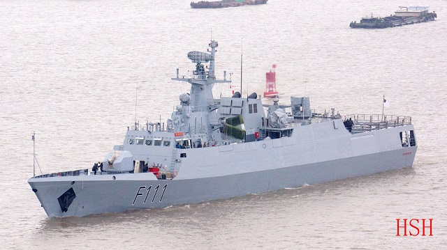 A steel cutting ceremony took place August 9 at the China Shipbuilding & Offshore International Company (CSOC)'s Wuchang Shipyard in Wuhan, for the second batch of C13B Corvettes in presence of the Bangladesh Navy Chief of Naval Staff Admiral Nizamuddin Ahmed. The two corvettes will join BNS Shadhinota (F111) and BNS Prottoy (F112) which joined the Bangladesh Navy at the beginning of 2016. The C13B-class of corvette shares many similarities with the PLAN's Type 056...