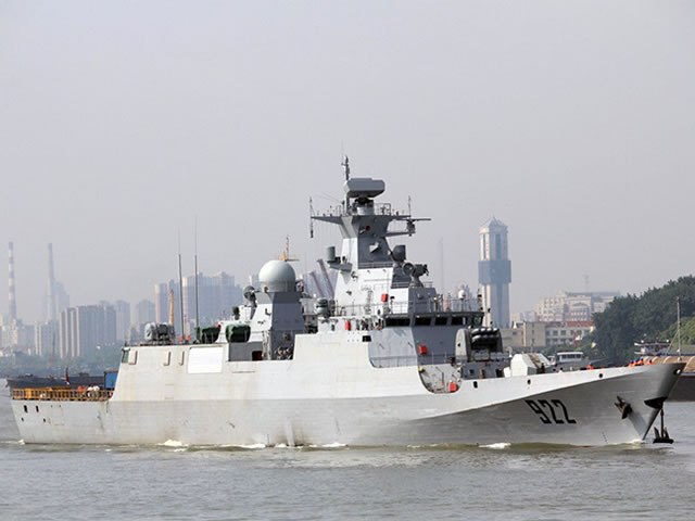 The third and last C28A Corvette on order for the Algerian Navy has been delivered by Hudong-Zhonghua Shipbuilding, a wholly owned subsidiary of China State Shipbuilding Corporation (CSSC, the largest shipbuilding group in China). Algeria signed a contract with China Shipbuilding Trading Co (CSTC) for construction of three C28A corvettes in March 2012.