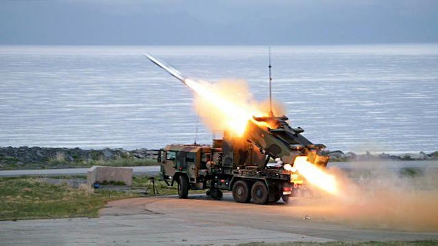 The Norwegian and Polish Navies carried out the first joint training exercise involving the test firing of Kongsberg Naval Strike Missiles (NSM), close to the Andoya Island at the northern coasts of Norway.