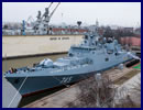 "The leadership of the Russian defense ministry met at an expanded session on December 11, 2015 and Minister Sergei Shoigu said that ""two multipurpose submarines and eight warships were delivered to the Navy."" However the Russian fleet received only two warships last year. They are small missile ships Zeleny Dol and Serpukhov of project 21631 Buyan-M. Military expert Alexander Mozgovoi believes three new auxiliary vessels were included..."