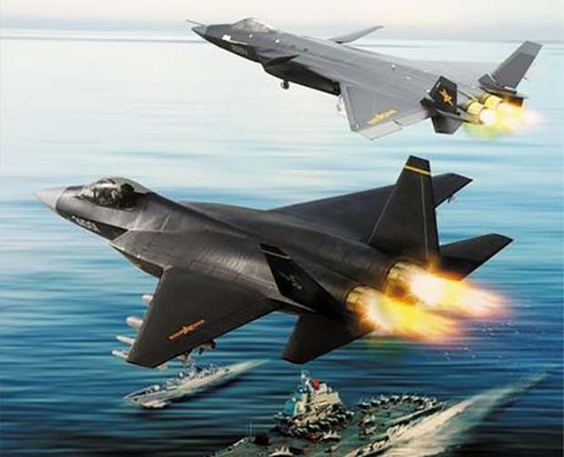 China's fourth generation fighters like J-20 and J-31 are likely to be deployed on aircraft carriers, according to a military expert. In an interview with China National Radio (CNR), Yin Zhuo said China's aircraft carriers are capable to project firepower, troops and information. Yin said the ability of China aircraft carrier's fleet will experience great improvement.