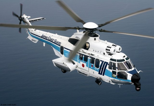 Airbus Helicopters has signed a contract with Japan Coast Guard (JCG) for the purchase of an additional H225. JCG, which already operates five H225s, has ordered this additional aircraft as part of its fleet renewal plans. The helicopter is scheduled for delivery by the end of 2018.