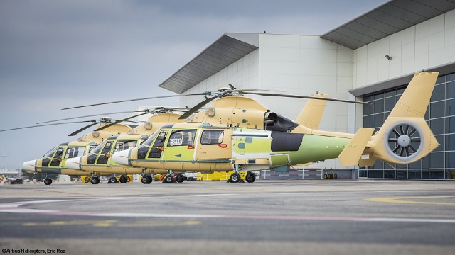 AS565 MBe Panther TNI AL Indonesia Airbus Helicopters
