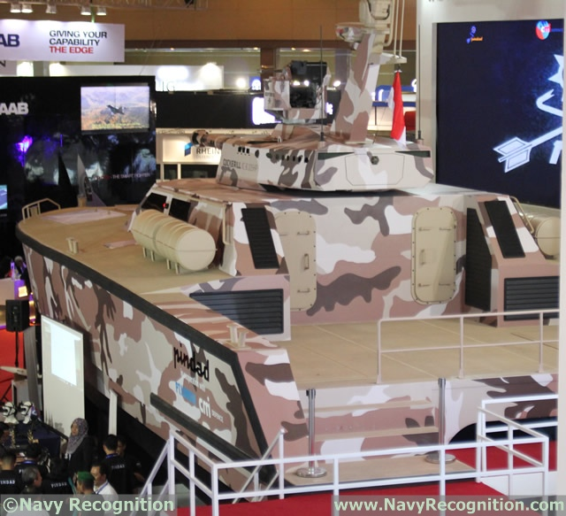 Tank Boat Indodefence 2016 2