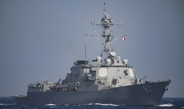U.S. Navy Strikes Radar Sites in Yemen Involved in Recent Missile Launches Against USS Mason