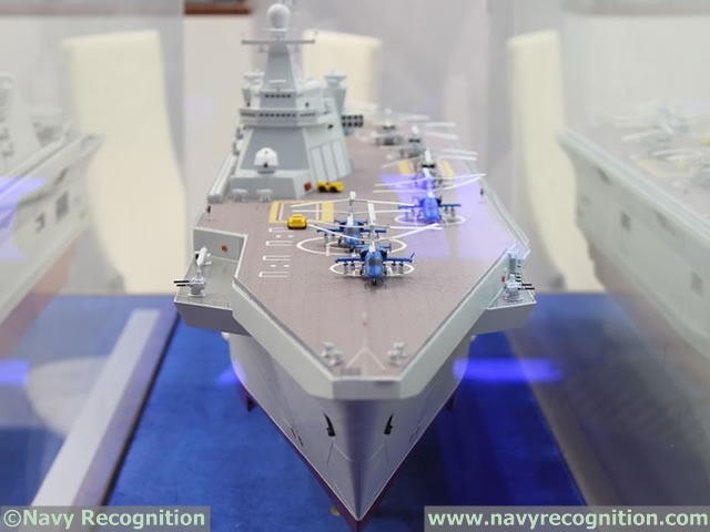 Russia starts design work on Priboy LHD Amphibious Assault Ship