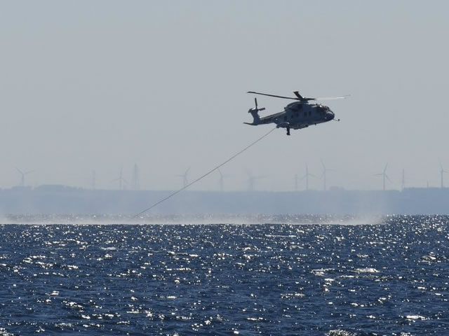 US Japan conclude mine countermeasures exercise 1