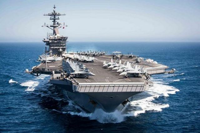 The Theodore Roosevelt carrier strike group departed on August 1 for its Composite Training Unit Exercise in anticipation of its deployment later this year, the U.S. Navy announced this week.