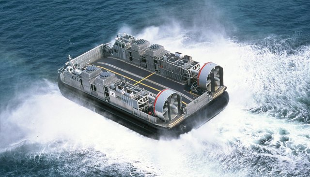 South Korea speeds up delivery of new hovercraft to boost industry 640 001