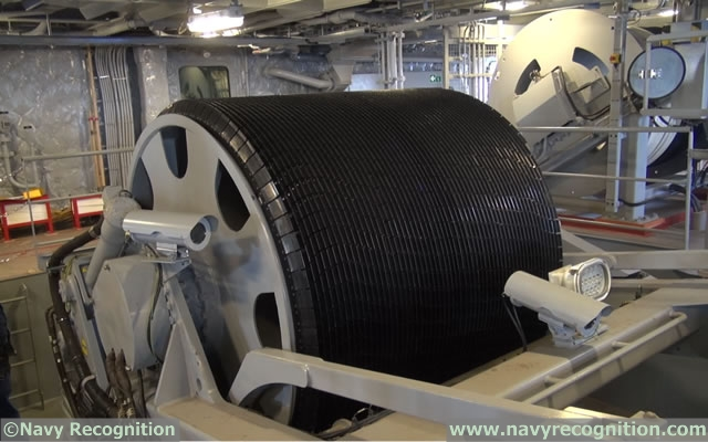 CAPTAS 4 VDS FREMM SNA 2016 Surface Navy news 2