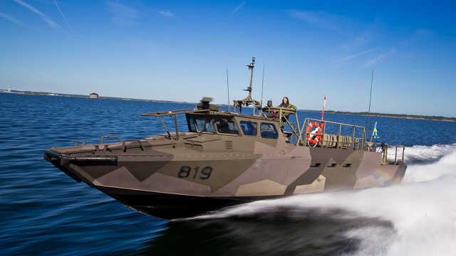 CB90h Swedish Navy