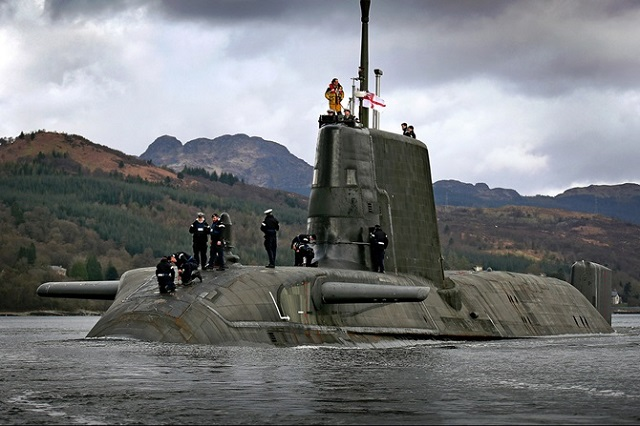 HMS Astute upgrade SSN Royal Navy