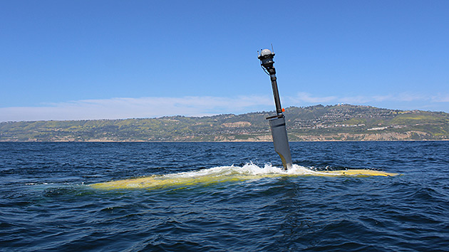 Boeing, Huntington Ingalls Industries to Team on Unmanned Undersea Vehicles
