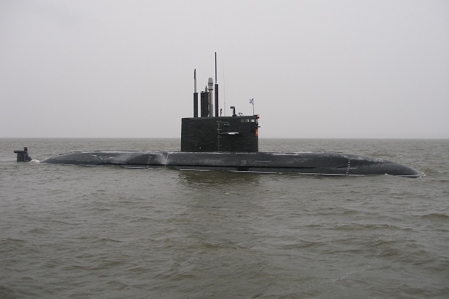 Russian Navy to Order Two More Project 677 Lada-class Submarines