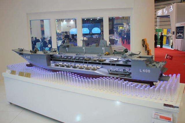 IDEF 2017: YUGOIMPORT Debuts Advance M-RIB Familly of Stealth Vessels