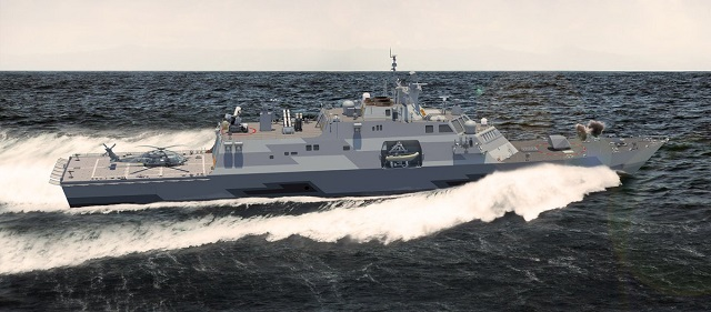 Saudi Arabia Procures Four MMSC based on Lockheed Martin's Freedom LCS