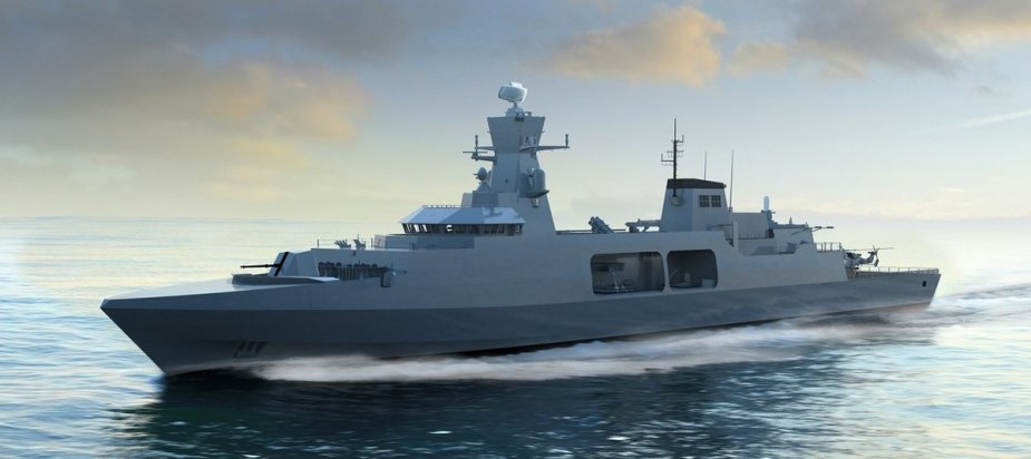 UK shortlists three shipbuilders for Type 31 production 001