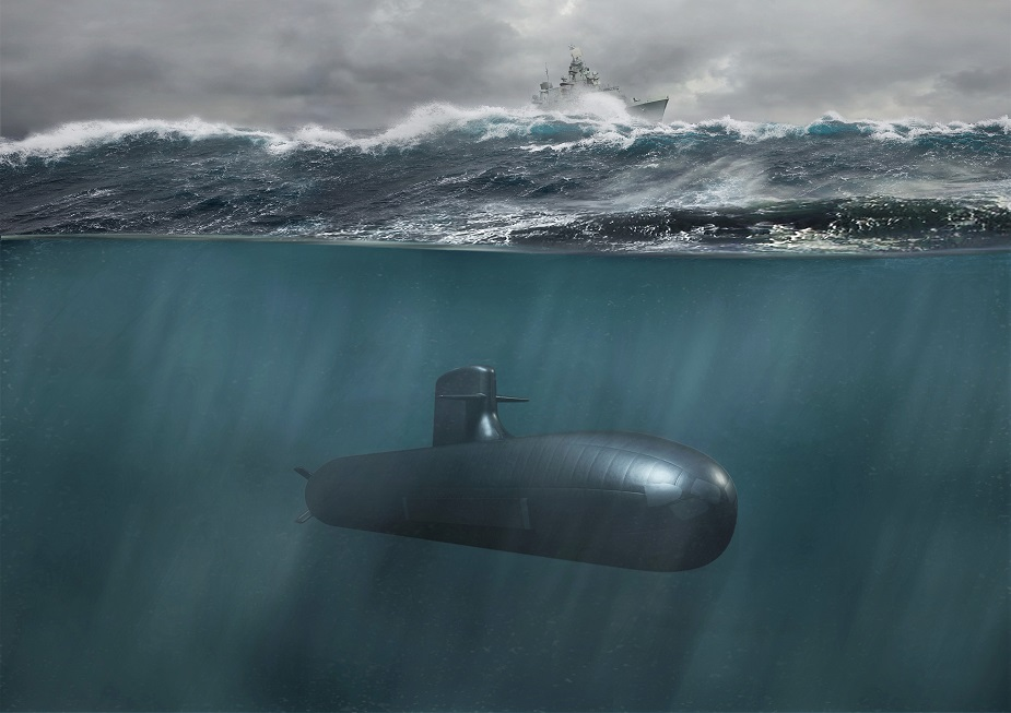 Naval Group showcases innovative submarine solutions showcased at NIDV in Rotterdam
