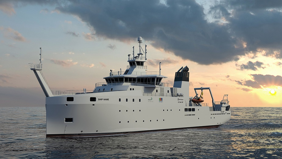 Rolls Royce to deliver design and ship equipment for Belgiums new research vessel