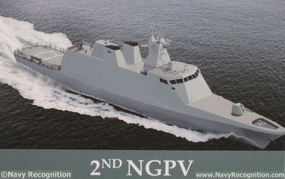 DSA 2018 Boustead Unveils NGPV Batch II Proposal for Malaysia