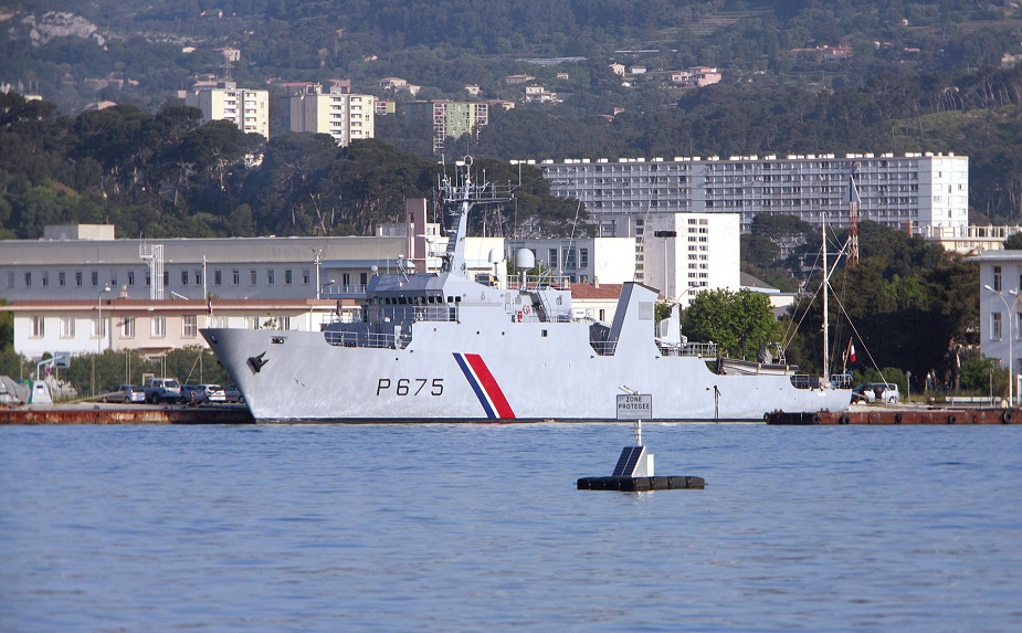 DGA Launched the RFI for Future French Navy OPVs to be Based Overseas 2